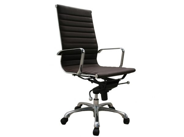 High Back Office Chair Comfy by J&M Furniture