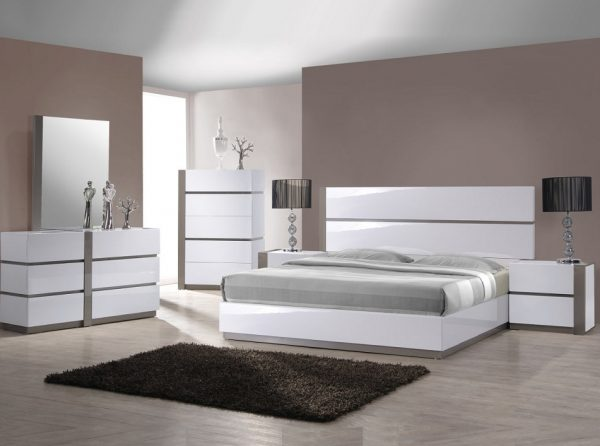 Chintaly Manila Modern Bed / Bedroom Set
