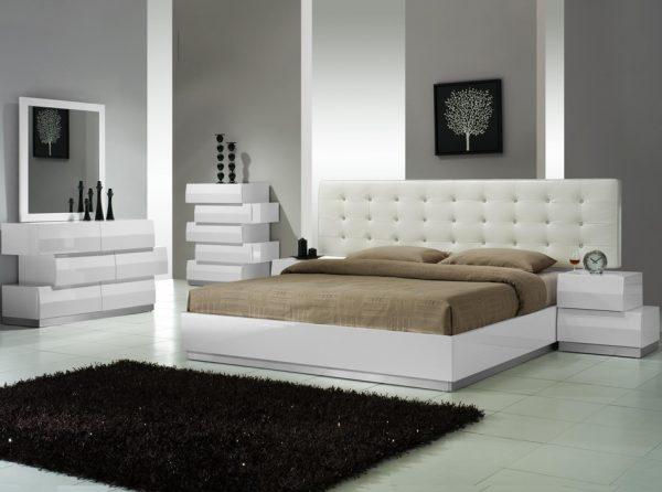 Bedroom Milan by J&M Furniture