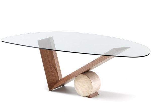 Valentino Dining Table by Cattelan Italia