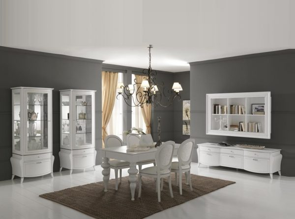 Prestige Deco Dining Table Set 103 by Spar