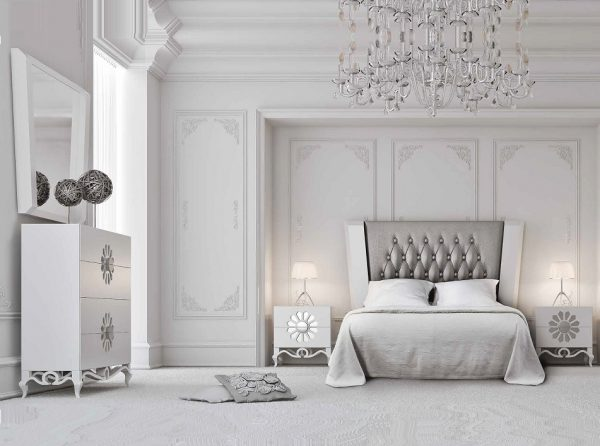 Franco Bedroom Klassic D36