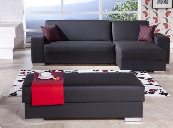 Sunset Furniture Sectional Sofa Bed Kobe
