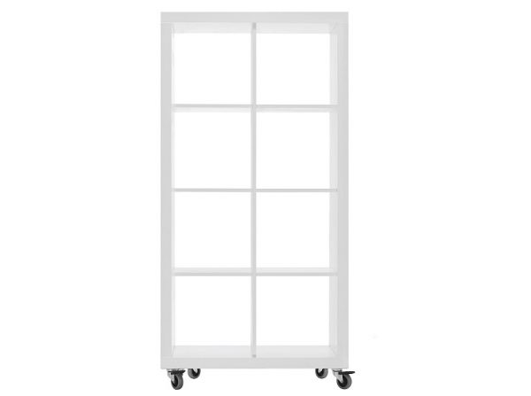 Tema Home Bookcase Rolly 2x4