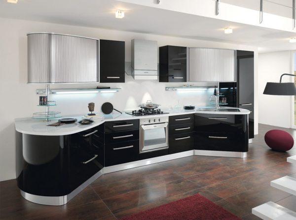 Kitchen Design by Spar, Italy - Round Composition 1