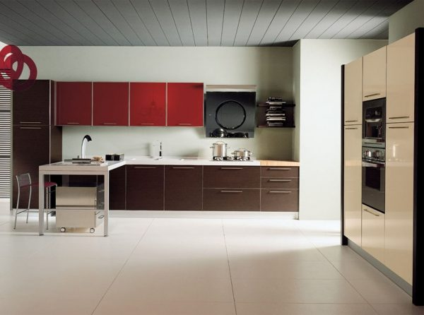 Kitchen Design by Spar, Italy - Amalfi Composition 1