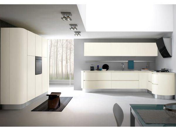 Kitchen Design by Spar, Italy - Madrid Composition 4