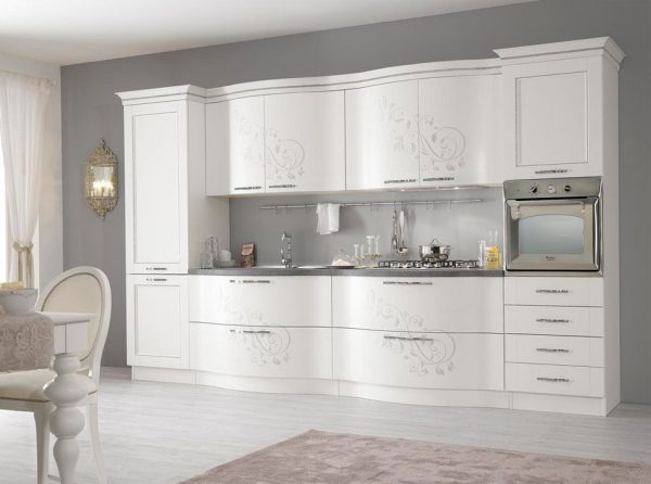 Kitchen Design by Spar, Italy - Prestige Composition 1