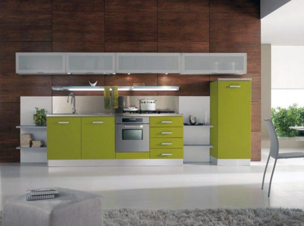 Kitchen Design by Spar, Italy - Numana Composition 1