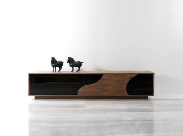 Modern Tv Base 101F by J&M Furniture