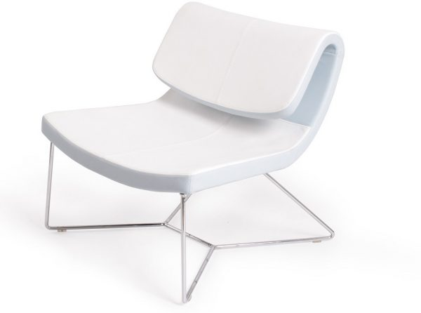 Modern Lounge Chair Hollywood by J&M Furniture