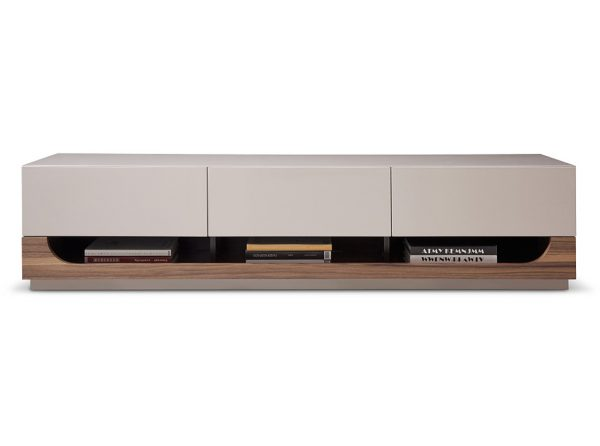 TV Stand TV103 Taupe by J&M Furniture