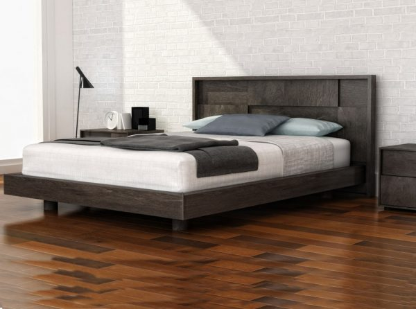 Modern Bedroom Cubic by Huppe
