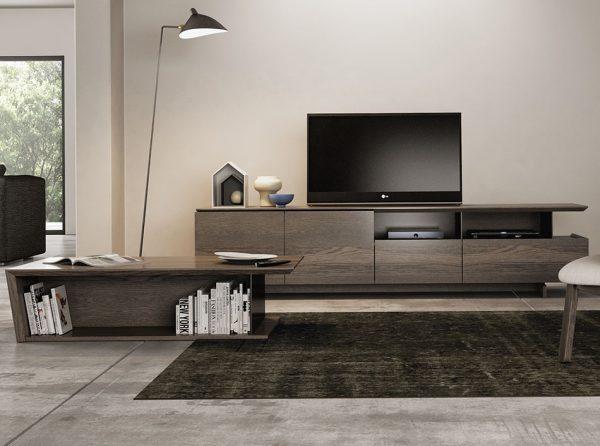 Modern TV Stand Agora by Huppe