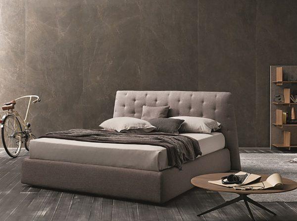 Atrium Modern Storage Bed by J&M Furniture