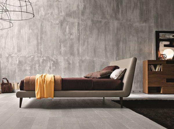 Platform Bed Metropolitan by J&M Furniture