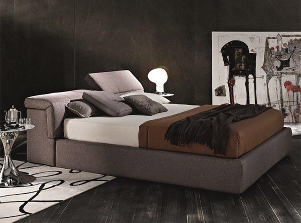 Modern Storage Bed Tower by J&M Furniture