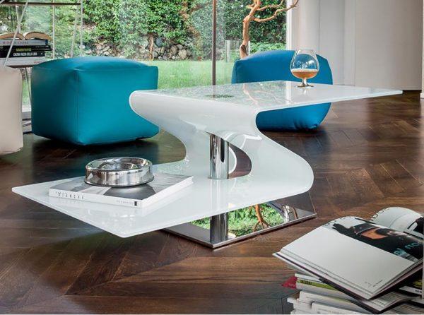 Coffee Table Pavones by Tonin Casa