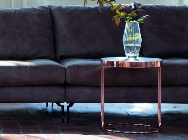 Cora End Table by Tonin Casa