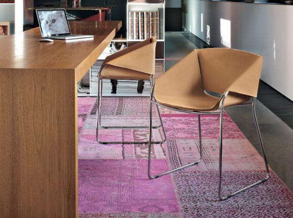 Simply Dining Armchair by Tonin Casa