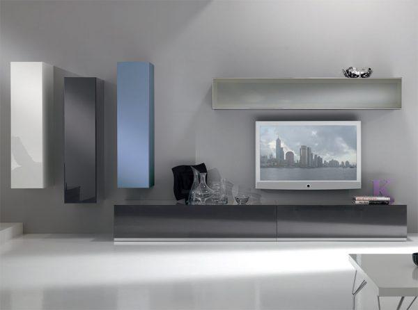 Spar Modern Wall Unit Exential Composition T50
