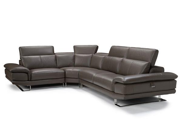 Contemporary Sectional Sofa Kiss by Seduta d'Arte Italy