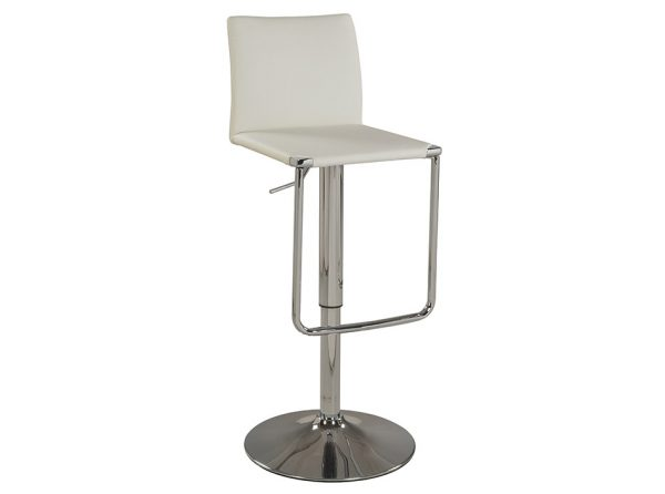 Adjustable Height Bar Stool 0801 by Chintaly