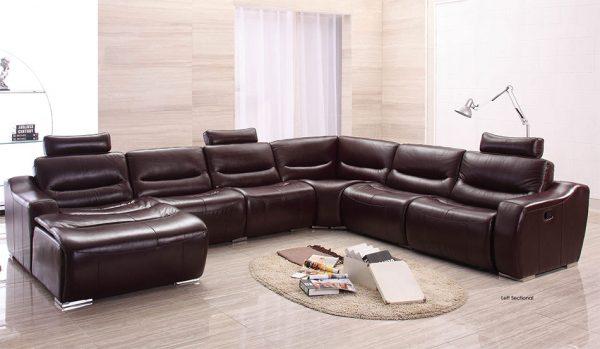 Modern U-Shaped Sectional Sofa EF-2144