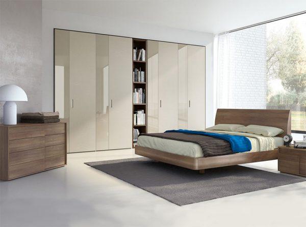 Dado Modern Italian Bed by Spar
