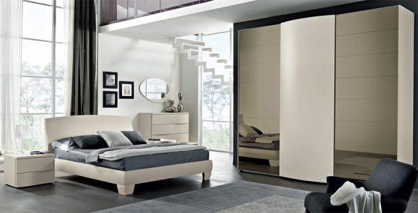 Spar Italian Bed / Bedroom Set Procida 07