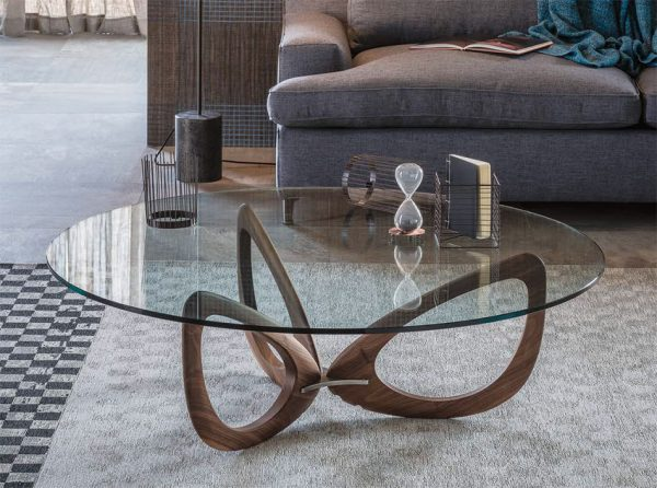 Helix Coffee Table by Cattelan Italia