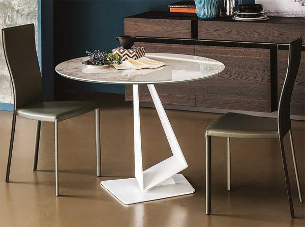 Roger Keramik Dining Table by Cattelan Italia