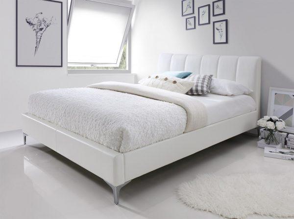 Leona Platform Bed by J&M Furniture