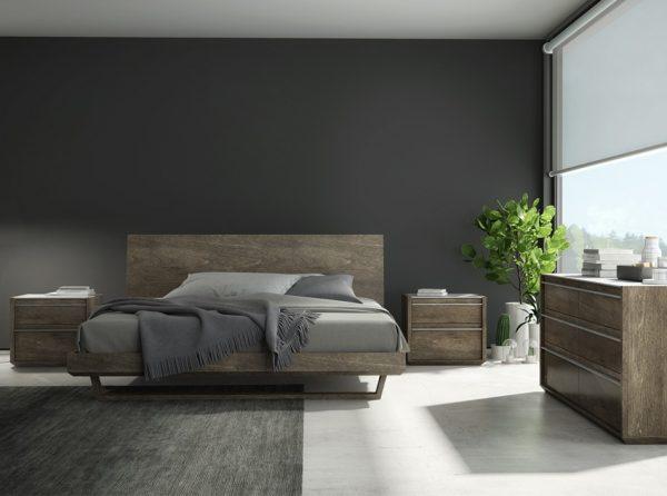 Clark Bed   Bedroom Set Clark by Huppe