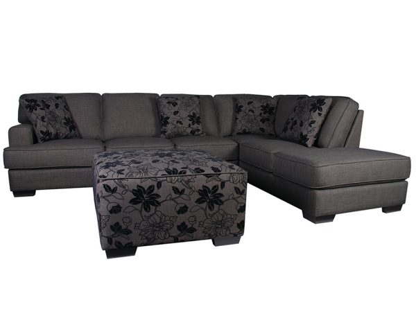 Alessandro Sectional Sofa by Beverly Hills
