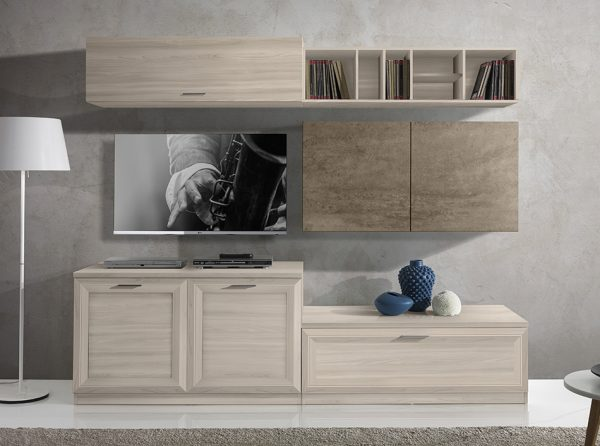 Modern Wall Unit JA-1052   Made in Italy