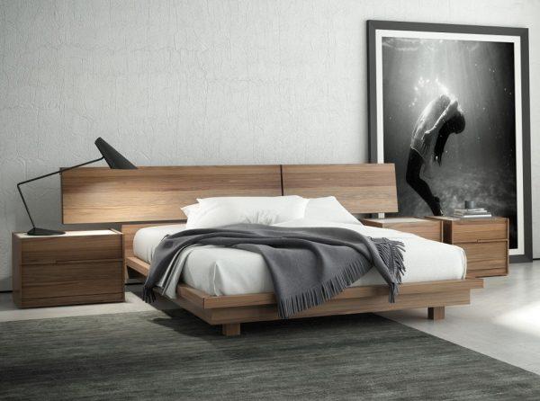 Modern Bedroom Swan by Huppe
