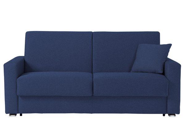 Italian Sleeper Sofa Breeze by Pezzan | Ocean Blue