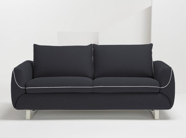 Maestro Sleeper Sofa by Pezzan | Dark Grey