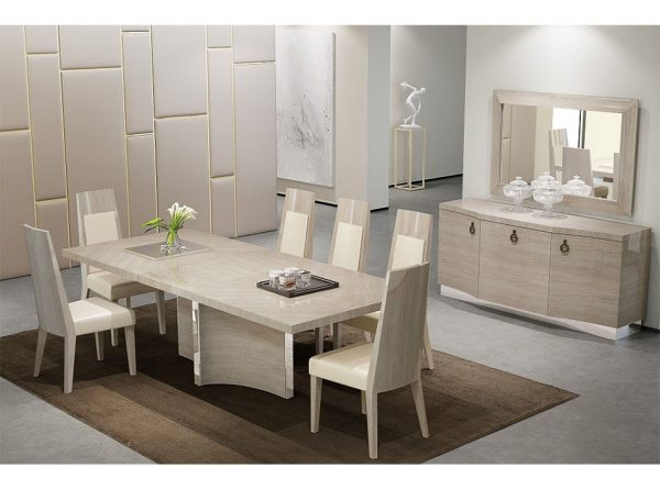 Giorgio Modern Dining Table by J&M Furniture