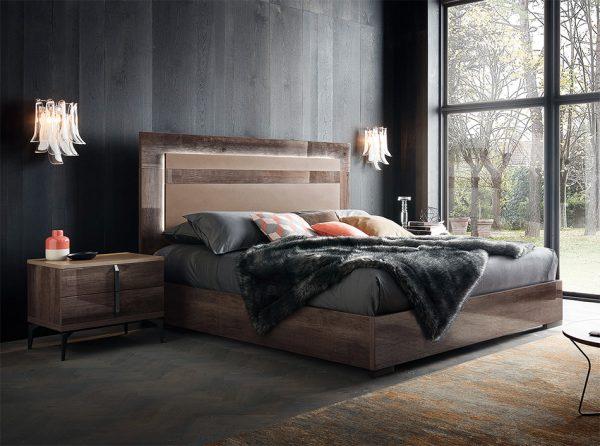 Matera Italian Bed / Bedroom Set by ALF Italia