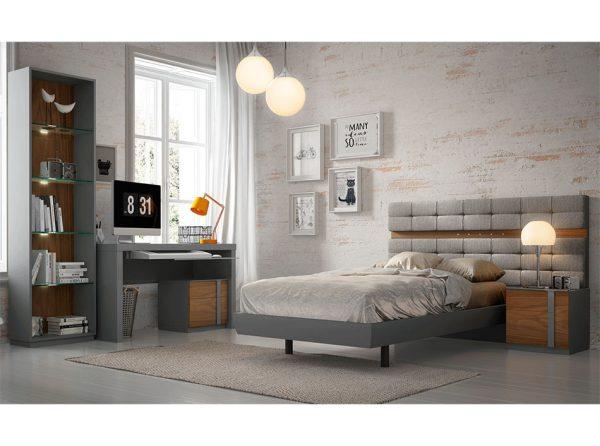Modern Spain Bed EF-Palma by Fenicia