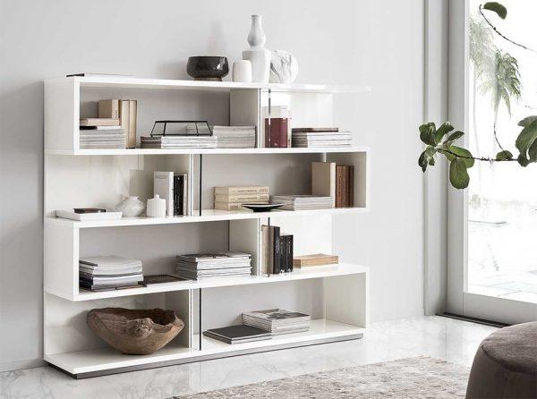Italian Bookcase Artemide by ALF Group