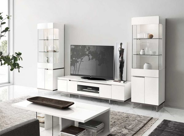 Artemide TV Stand / Wall Unit by ALF Group