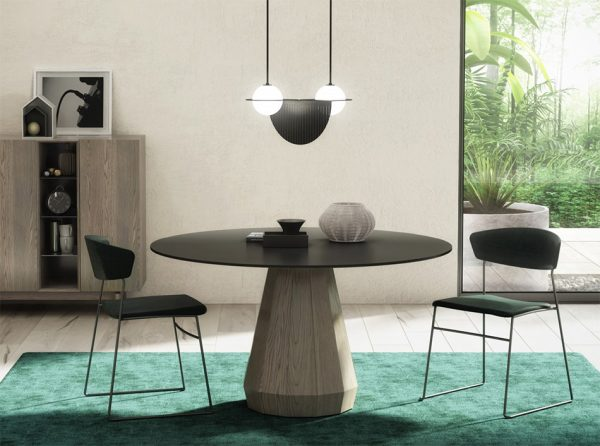Huppe Memento Dining Table | Round