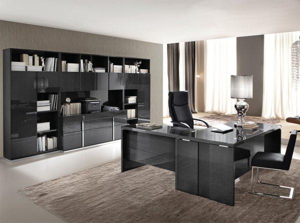 Corner Office Desk MonteCarlo by ALF Italia