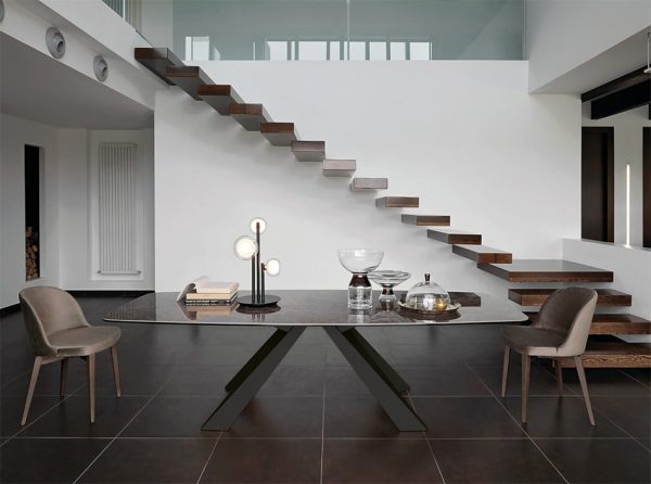 Modern Dining Table Cosmo | Pezzan