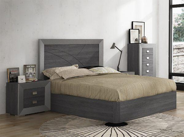 Modern Spanish Bedroom EF-201