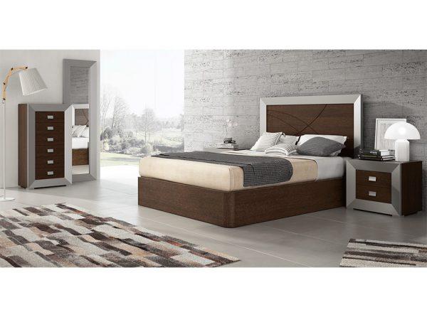 Contemporary Spanish Bedroom EF-203