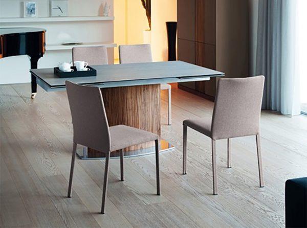 Contemporary Dining Chair Chloe-A   DomItalia